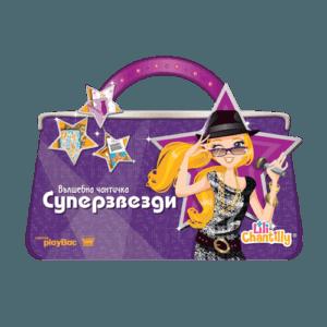 Детска книжка Суперзвезди, ИК АХАТ