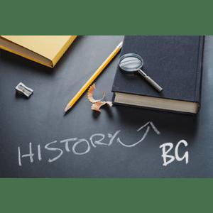 история БГ